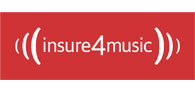 15% off music insurance with Insure4music Logo