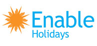 Save £50 with Enable Holidays Logo