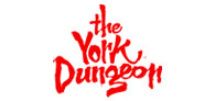 Up to 37% off entry to The York Dungeon Logo