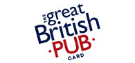 Save 8% with the Great British Pub Card Logo