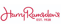 Save 20% on food at Harry Ramsden Logo