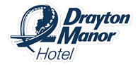 35% off Drayton Manor hotel until the end of June Logo
