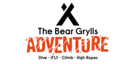 15% off entry to Bear Grylls Adventure Birmingham Logo